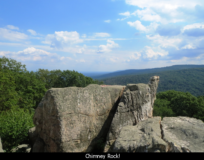 Another look at Chimney Rock!