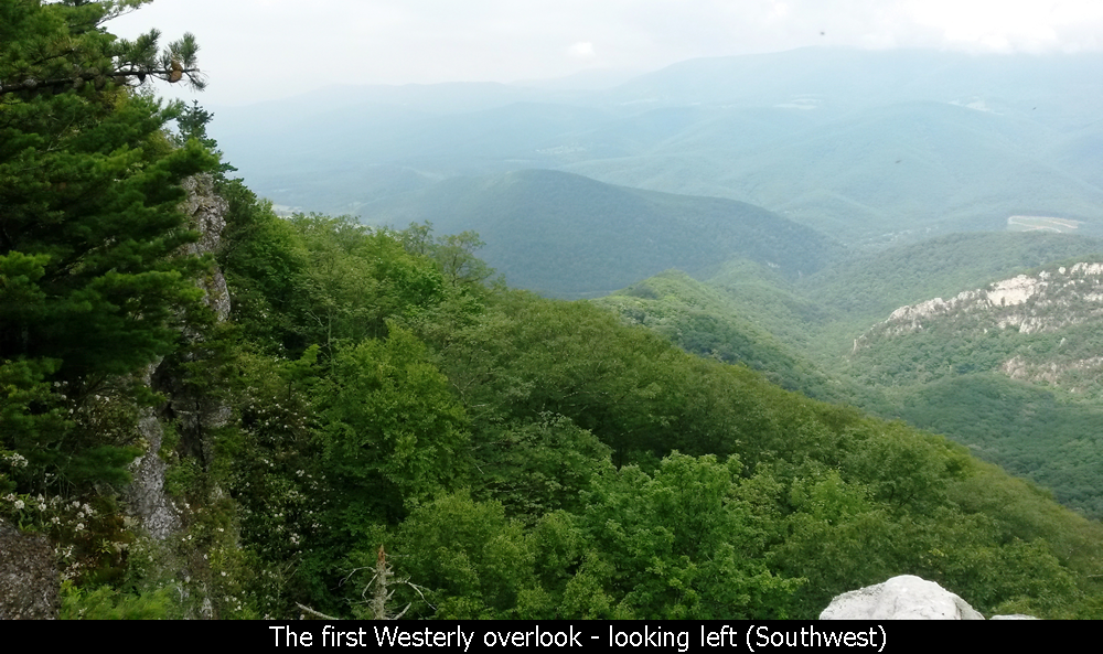 Trail Report North Fork Mountain Cabins West Virginia
