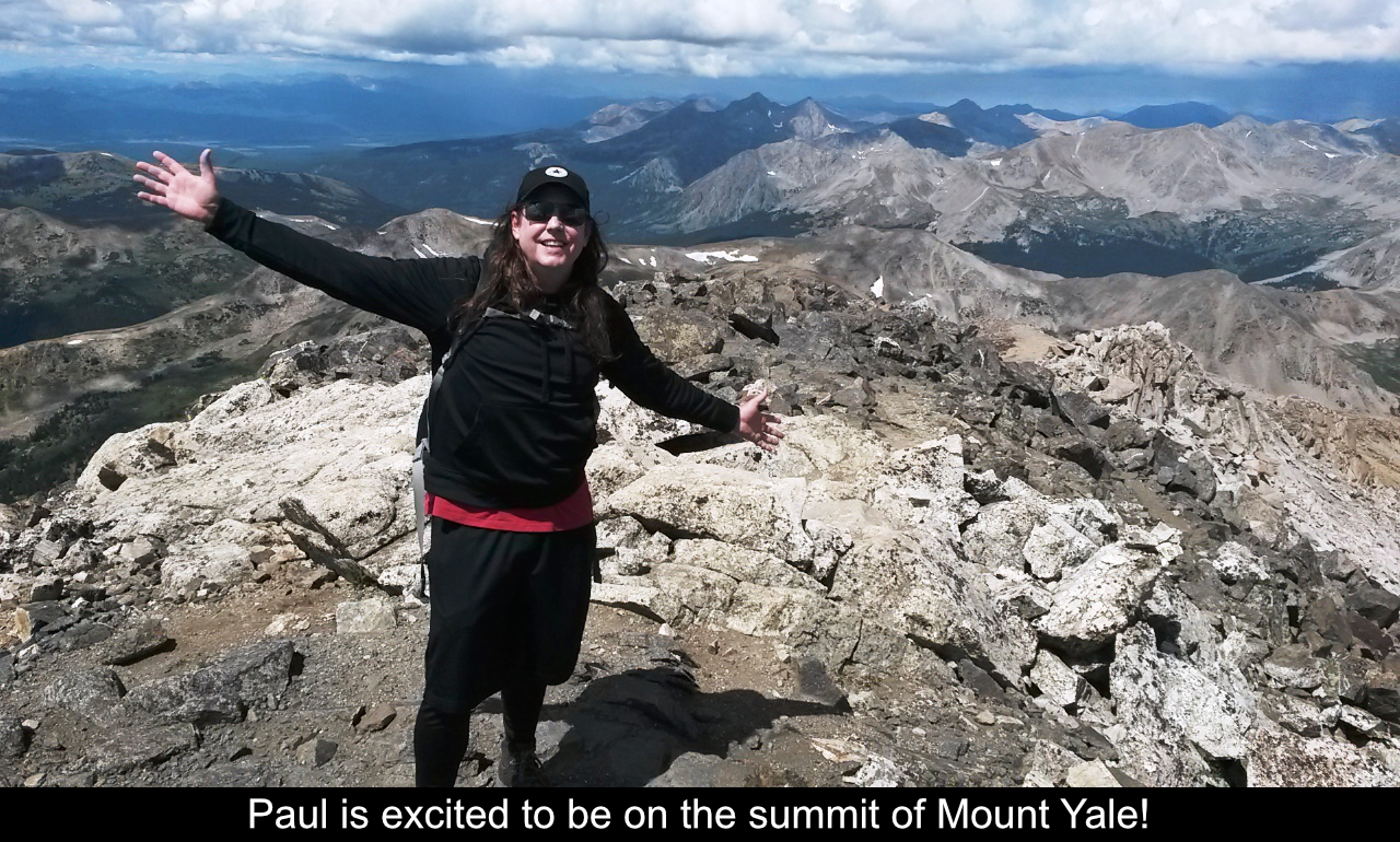 Paul Made The Summit
