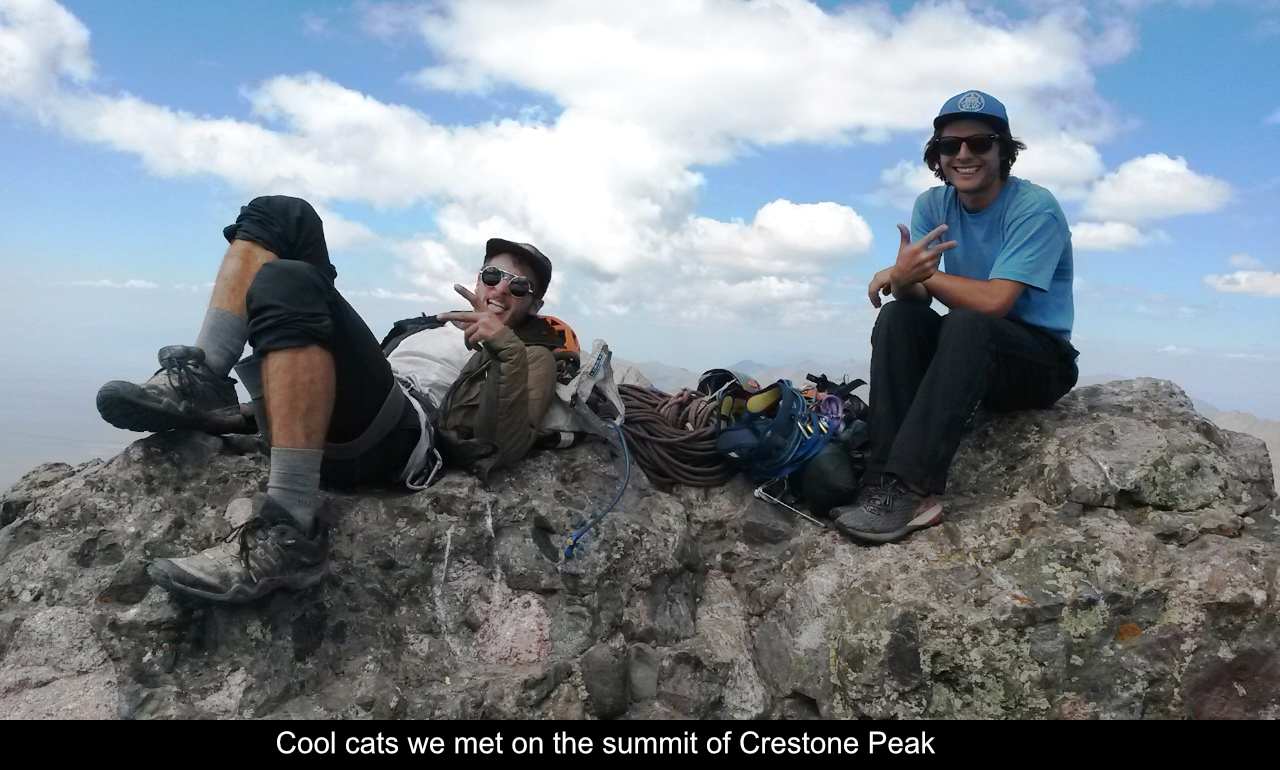 Cool Cats On The Summit